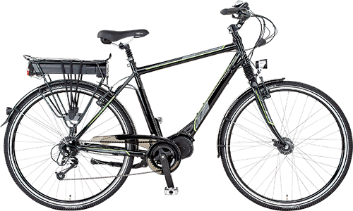 E-Bike Alu- Trekking 28'' e-novation Mittelmotor licensed by JD Elektrofahrrad