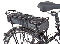 Detail 1 zu Elektrorad 'E-Bike Alu- Trekking 28'' e-novation Mittelmotor licensed by JD'
